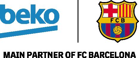 Beko proudly sponsor van FC Barcelona